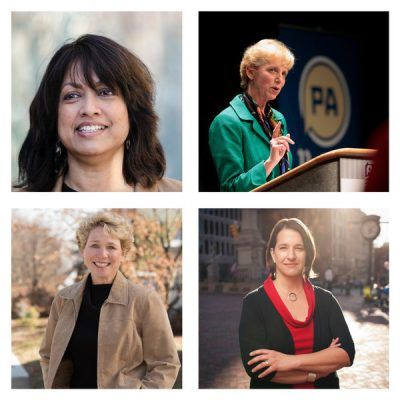 'Year of the Woman 2': Pa. primary drawing historic numbers